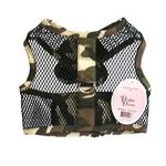 View Image 1 of Cool Mesh Dog Harness - Camouflage
