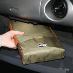 View Image 4 of CoPilot Waterproof Pet Bucket Seat Cover by Kurgo