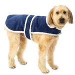 View Image 1 of Cordova Dog Coat - Navy