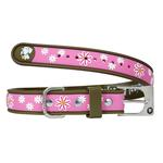 View Image 2 of Cotton Candy Daisy Daze Dog Collar