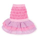 View Image 2 of Cotton Candy Dog Dress - Pink