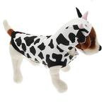 View Image 4 of Cow Halloween Dog Costume