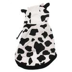 View Image 3 of Cow Halloween Dog Costume