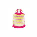 View Image 2 of Cutie Pie Striped Summer Dog Dress by Dogo