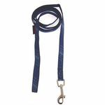 View Image 2 of Cyberspace Dog Leash by Puppia - Navy
