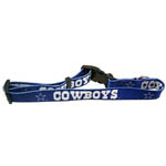 View Image 1 of Dallas Cowboys Dog Collar