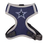 View Image 1 of Dallas Cowboys Dog Harness