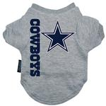 View Image 1 of Dallas Cowboys Dog T-Shirt