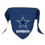 View Image 1 of Dallas Cowboys Mesh Dog Bandana