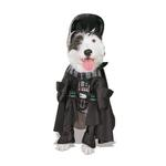 View Image 1 of Darth Vader Dog Halloween Costume