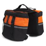 View Image 2 of Day Trippers Dog Backpack - Orange