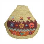View Image 1 of Daydreamer Alpaca Dog Poncho