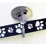 View Image 1 of Decorative Leash Hook - Signature Tracks