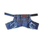 View Image 1 of Denim Dog Pants