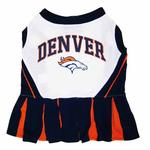 View Image 1 of Denver Broncos Cheerleader Dog Dress