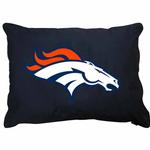 View Image 1 of Denver Broncos Dog Bed