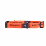 View Image 1 of Denver Broncos Dog Collar