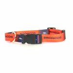 View Image 2 of Denver Broncos Dog Collar