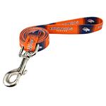 Denver Broncos Dog Leash