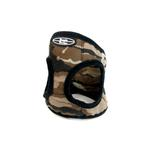 Designer Choke-Free Step-In Dog Harness - Camo