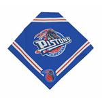 View Image 1 of Detroit Pistons Dog Bandana