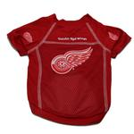 View Image 1 of Detroit Red Wings Dog Jersey