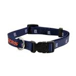 Detroit Tigers Baseball Printed Dog Collar