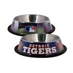 View Image 1 of Detroit Tigers Dog Bowl