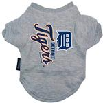 View Image 1 of Detroit Tigers Dog T-Shirt