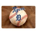 View Image 2 of Detroit Tigers Pet Bowl Mat