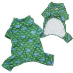 View Image 2 of Dino Dog Pajamas by Klippo