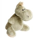 View Image 1 of Dino-Rageous Plush Dog Toy - Green Gino
