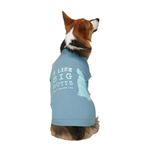 View Image 2 of Dog is Good Big Mutts Dog T-Shirt - Blue