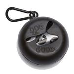 View Image 2 of Dog is Good Dog Waste Bag Holder - Black