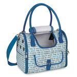 View Image 1 of Dog Is Good Dogism Dog Carrier - Blue