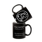 View Image 1 of Dog is Good Dogvergnugen Coffee Mug
