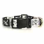 View Image 2 of Dog is Good Halo Dog Collar - Black