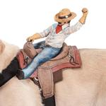 View Image 2 of Dog Riders Harness Halloween Costume - Cowboy