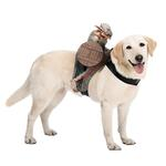 View Image 1 of Dog Riders Harness Halloween Costume - Goblin