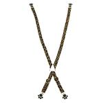 View Image 1 of Dog Suspenders - Leopard