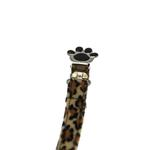 View Image 3 of Dog Suspenders - Leopard