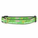 View Image 1 of Dog Talk Dog Collar by Up Country