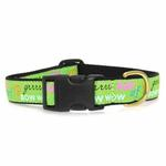 View Image 2 of Dog Talk Dog Collar by Up Country