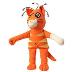 View Image 1 of Doggles Cast of Characters Toys - Orange Cat