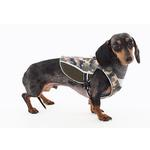 View Image 1 of Doggles Reflective Mesh Vest Harness - Camo/Gray