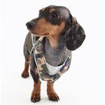 View Image 2 of Doggles Reflective Mesh Vest Harness - Camo/Gray