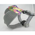 View Image 2 of Doggles V Mesh Harness - Pink Camo