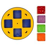 View Image 1 of Doggy Blocks Spinner Puzzle Game