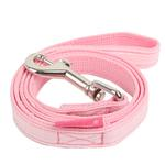 View Image 1 of Downy Dog Leash by Pinkaholic - Pink