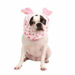 View Image 1 of Dreamy Dog Snood by Pinkaholic - Ivory